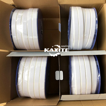 Uitgebreide PTFE-voegafdichtingspakkingband met lijm